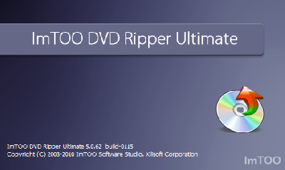 ImTOO DVD Ripper Ultimate 6.8.0.1101