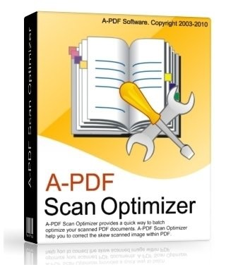 A-PDF Scan Optimizer 2.9.2