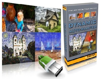 MediaChance Dynamic Auto Painter PRO 4.1 DC 22.05.2015 x86/x64 + key