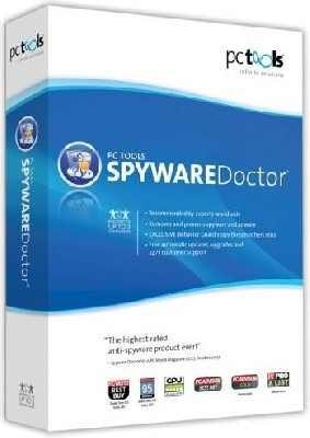 PC Tools Spyware Doctor 2011 8.0.0.651 Final