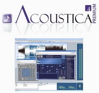 Acon Digital Media Acoustica Premium Edition 6.0 Build 18