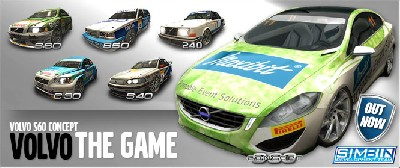 Volvo - The Game Portable