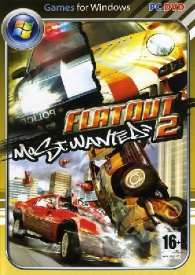 FlatOut 2 Most Wanted New Edition