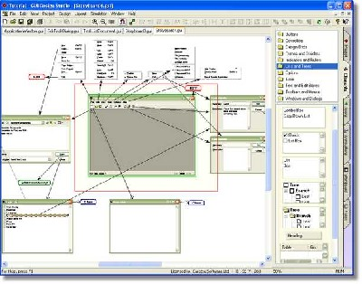GUI Design Studio Professional 4.5.151.0