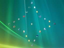 Desktop Icon Toy - программа, добавляющая к иконкам на Рабочем столе различные эффекты