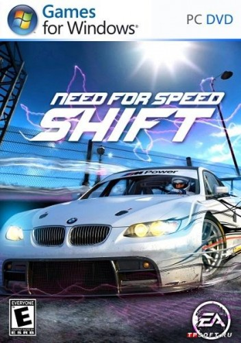 Need For Speed Shift: Voodoo Edition