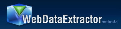 Web Data Extractor 8.1