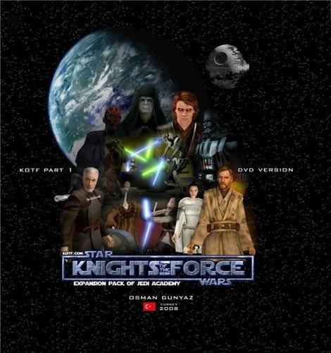 Star Wars Knights of the Force / Рыцари Силы
