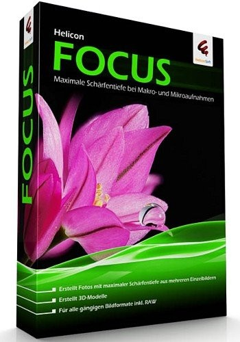HeliconSoft Helicon Focus Pro 6.3.0 (x64) Multilingual