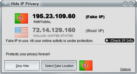 Hide IP Privacy 2.4.6.8