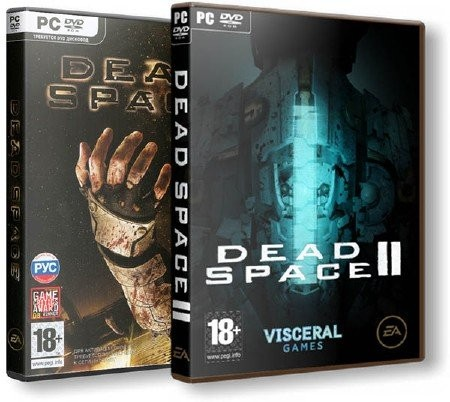 Dilogy: Dead Space / Дилогия: Dead Space RePack by R.G. Catalyst