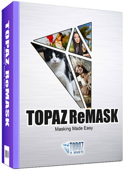 Topaz ReMask 5.0.1 for Photoshop