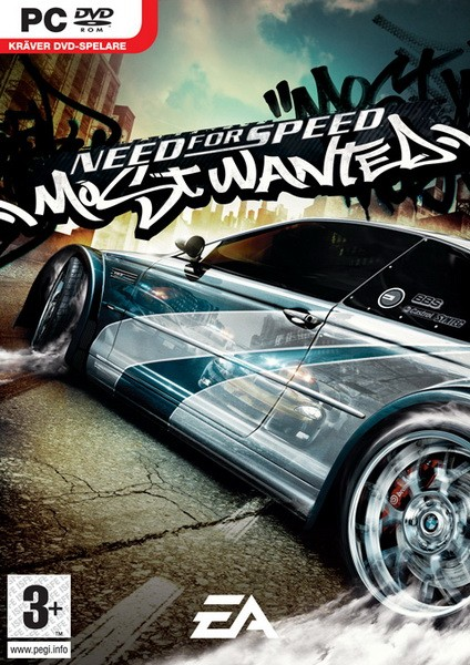 Need for Speed Most Wanted - Turbo DRIFT