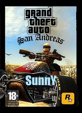 Grand Theft Auto: San Andreas - Sunny Mod 2.1 RePack by RG Packers