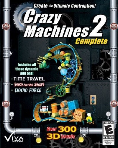 Crazy Machines 2: Complete Repack