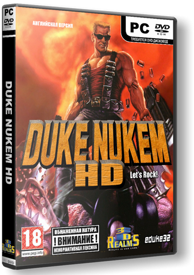 Duke Nukem HD