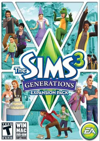 The Sims 3: Generations / Sims 3: Все возрасты