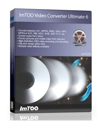 ImTOO Video Converter Ultimate 6.5.8 Build 0513