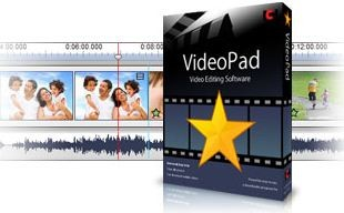 VideoPad Video Editor Professional 2.40 Final