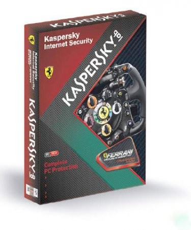 Kaspersky Internet Security Special Ferrari Edition 11.0 Final