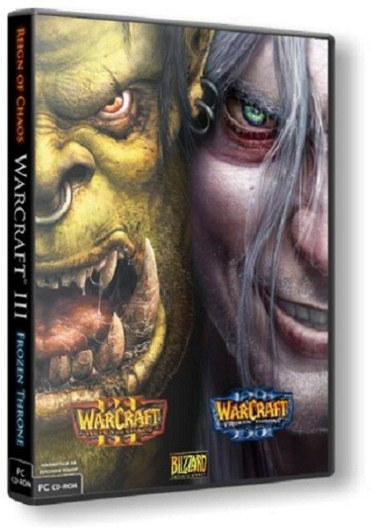 Warcraft III Reign of Chaos + The Frozen Throne