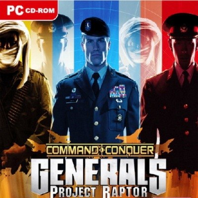Command and Conquer: Generals Project Raptor