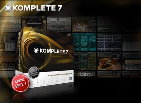Native Instruments Complete Of Komplete R1 SP1-ASSiGN