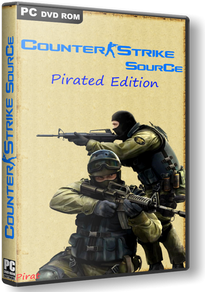 Counter-Strike: Source Pirated Edition by Pirat & Damon