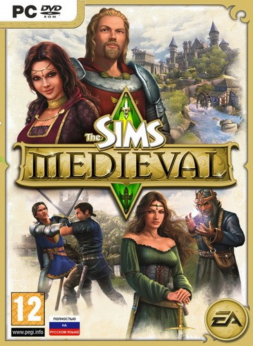The Sims Medieval: Gold Edition 2.0.113.00001 RePack by Fenixx