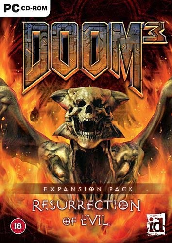 Doom 3 + Ressurection of Evil
