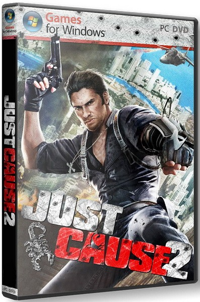 Just Cause 2 - Collector's Edition + 8 DLC