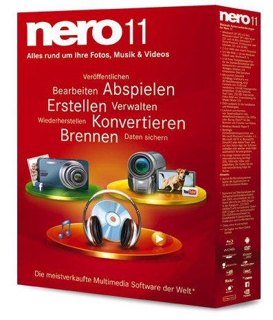Nero Multimedia Suite 11.2.01000