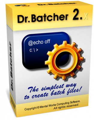 Dr.Batcher Business Edition 2.3.1