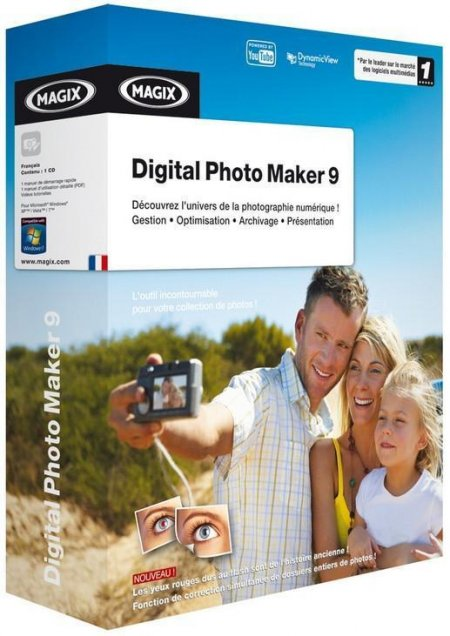 MAGIX Digital Photo Maker 9 v7.00 Build 92