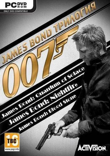 Трилогия James Bond RePack by FaleN