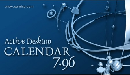 Active Desktop Calendar 7.96 Build 111123