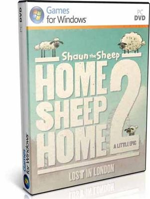 Home Sheep Home 2: A Little Epic