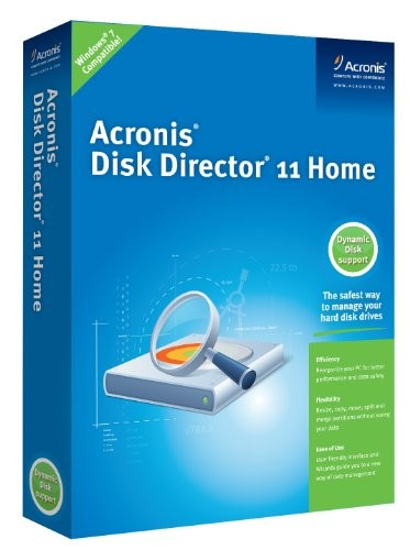 Acronis Disk Director Home 11.0.2343 Update 2