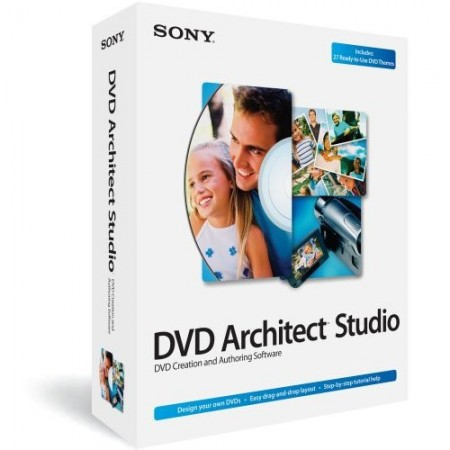 Sony DVD Architect Pro 5.2.135