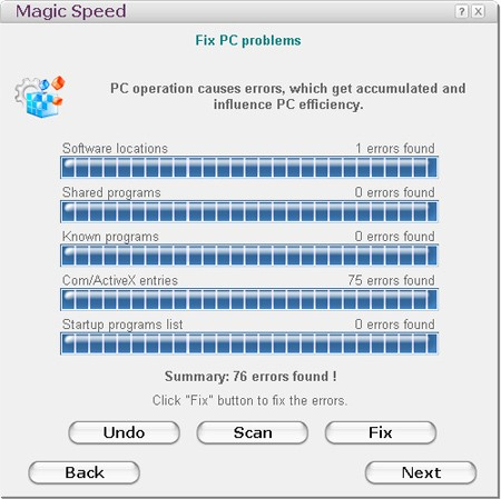 Smart PC Solutions Magic Speed 3.8 (DC20120104)