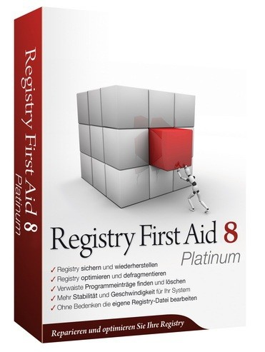 Registry First Aid Platinum 8.3.0 Build 2051