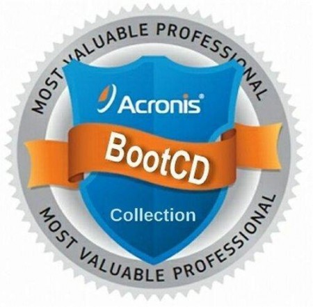 Acronis True Image Home 2012 + Acronis Disk Director CD