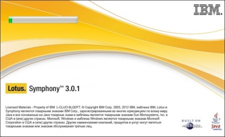IBM Lotus Symphony 3.0.1 Final