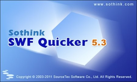 Sothink SWF Quicker 5.3 Build 511