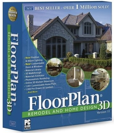 FloorPlan 3D Design Suite 11.2.60