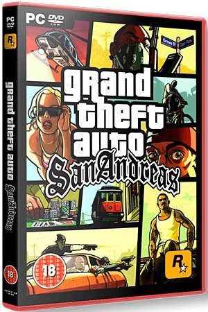 GTA San Andreas + MultiPlayer 0.3d