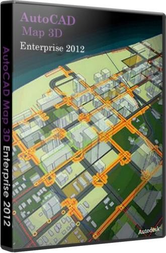 Autodesk AutoCAD Map 3D Enterprise 2012
