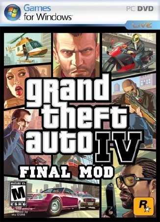 Grand Theft Auto IV: Final Mod