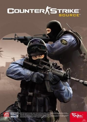 Counter Strike Source Modern Warfare 3