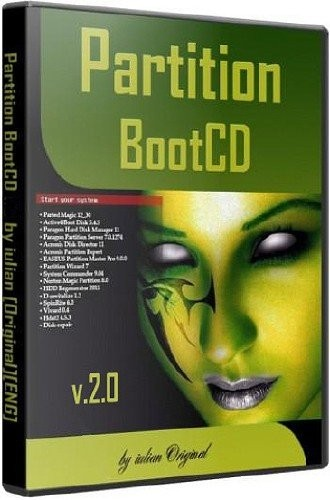 Partition BootCD 2.0 by iulian